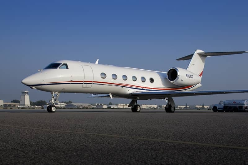 Gulfstream G450  G550  G650  Private Jet Charter