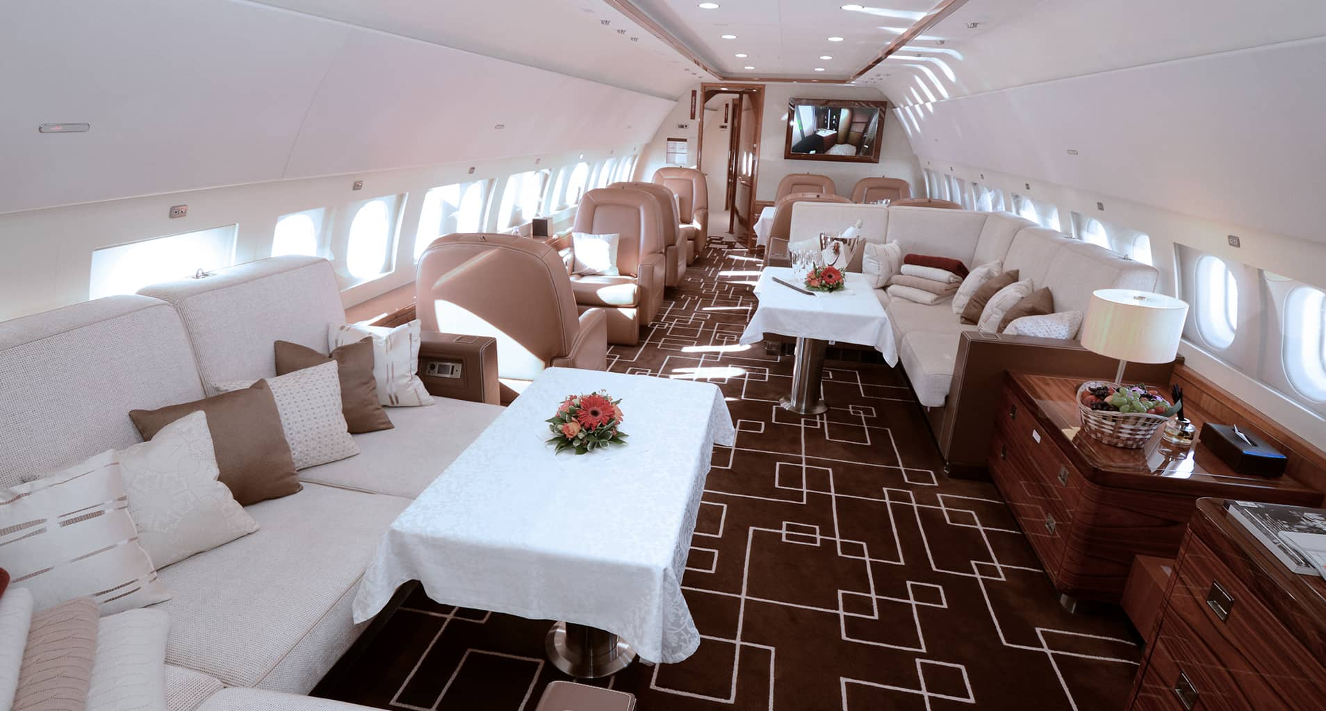Airbus 319 Corporate Jet  Private Jet Charter