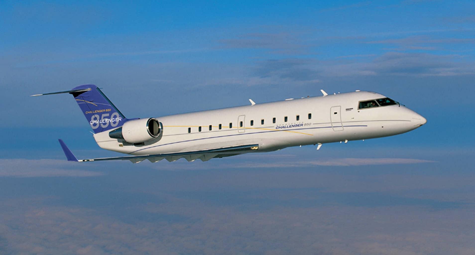 """نتيجة بحث الصور عن طائرة خاصة إلى ليبيا""""تشالنجر 850"""