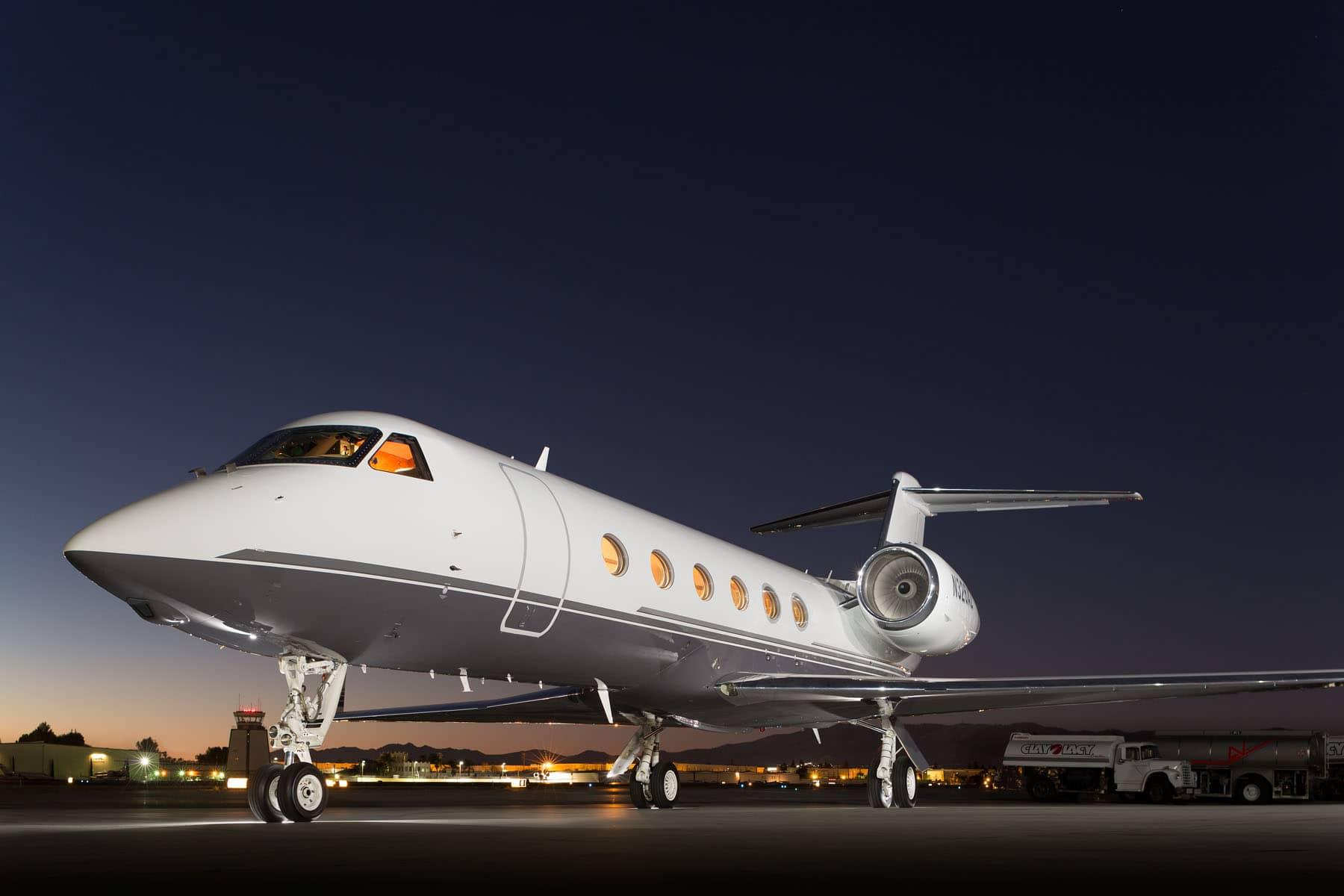 Gulfstream G450  G550  G650  Private Jet Charter