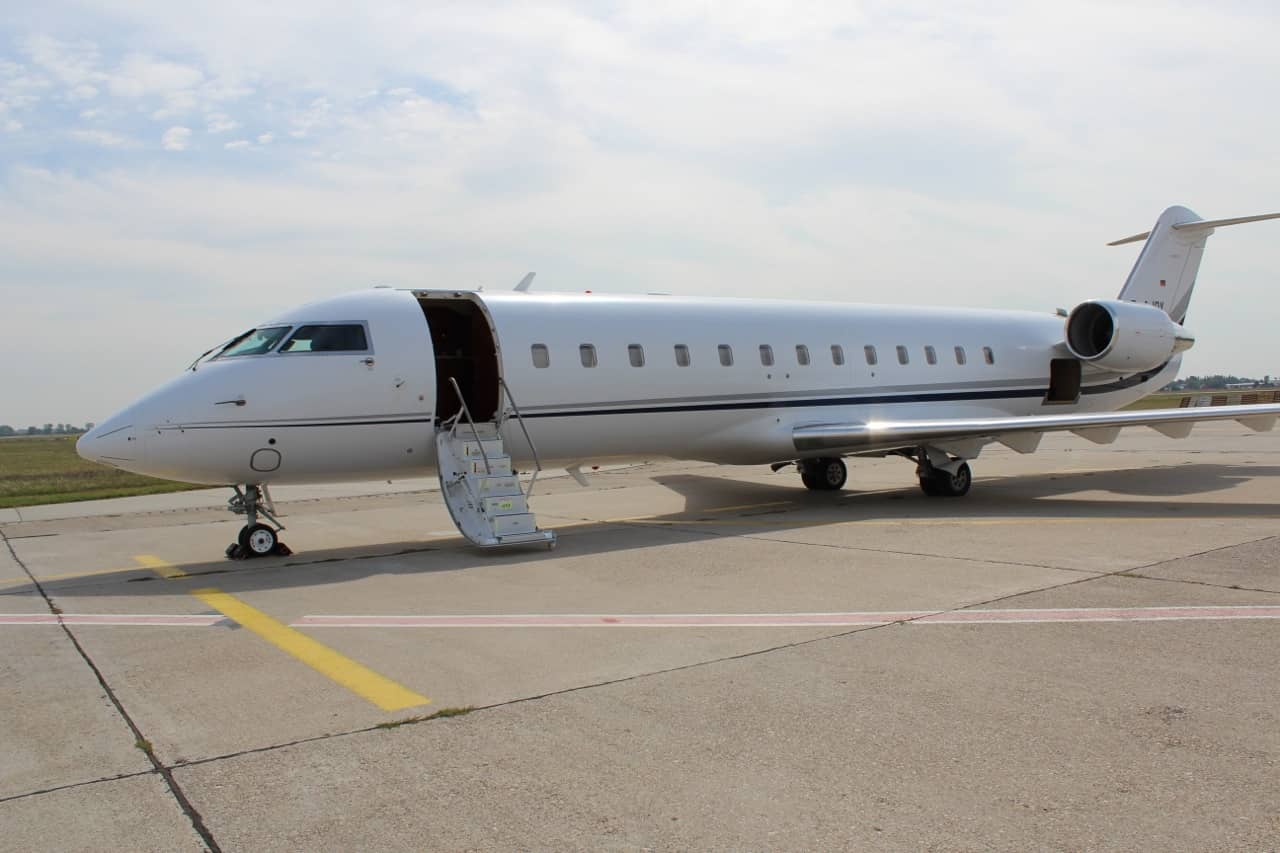 Gulfstream G450  Private Jet Charter