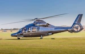 رحلات الهليكوبتر