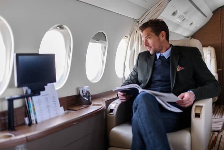 corporate flight